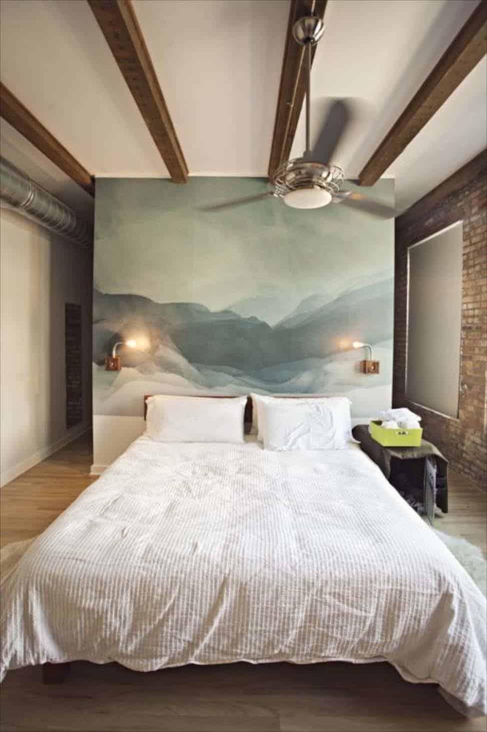 bedroom headboard alternatives