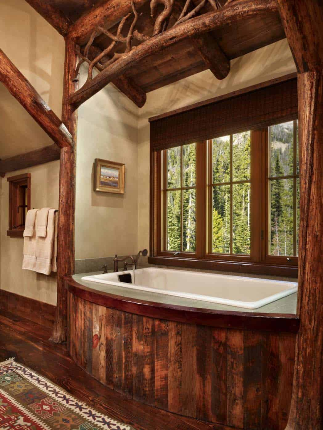 21 Gorgeous Contemporary Bathrooms Featured In Mountain