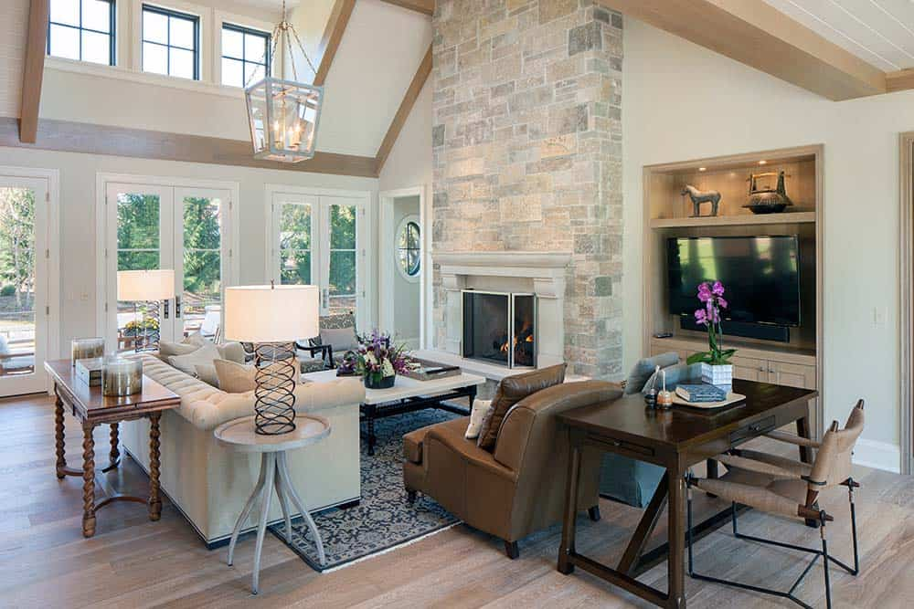 Warm And Inviting Shingle Style Family Home In East Grand