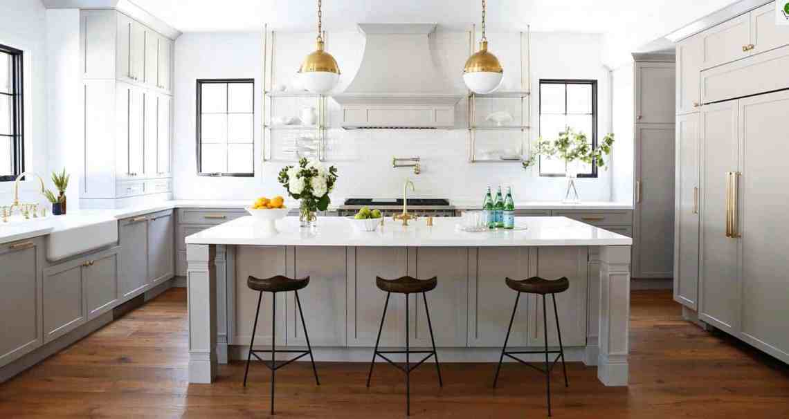 Modern farmhouse style home in California with glamorous ...