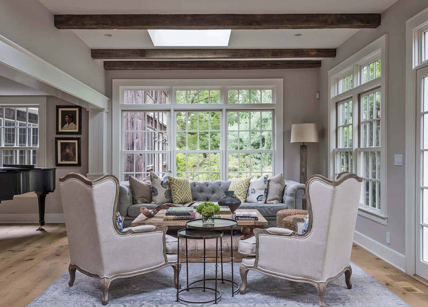 Warm And Inviting Farmhouse In An Historical Connecticut