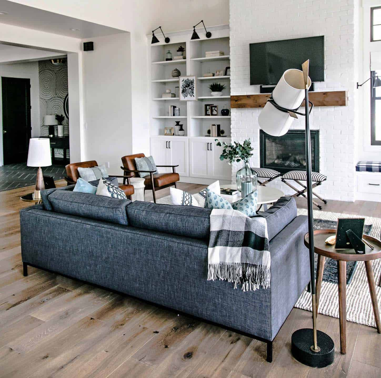 Modern Living Room Decorating Ideas Apartments
