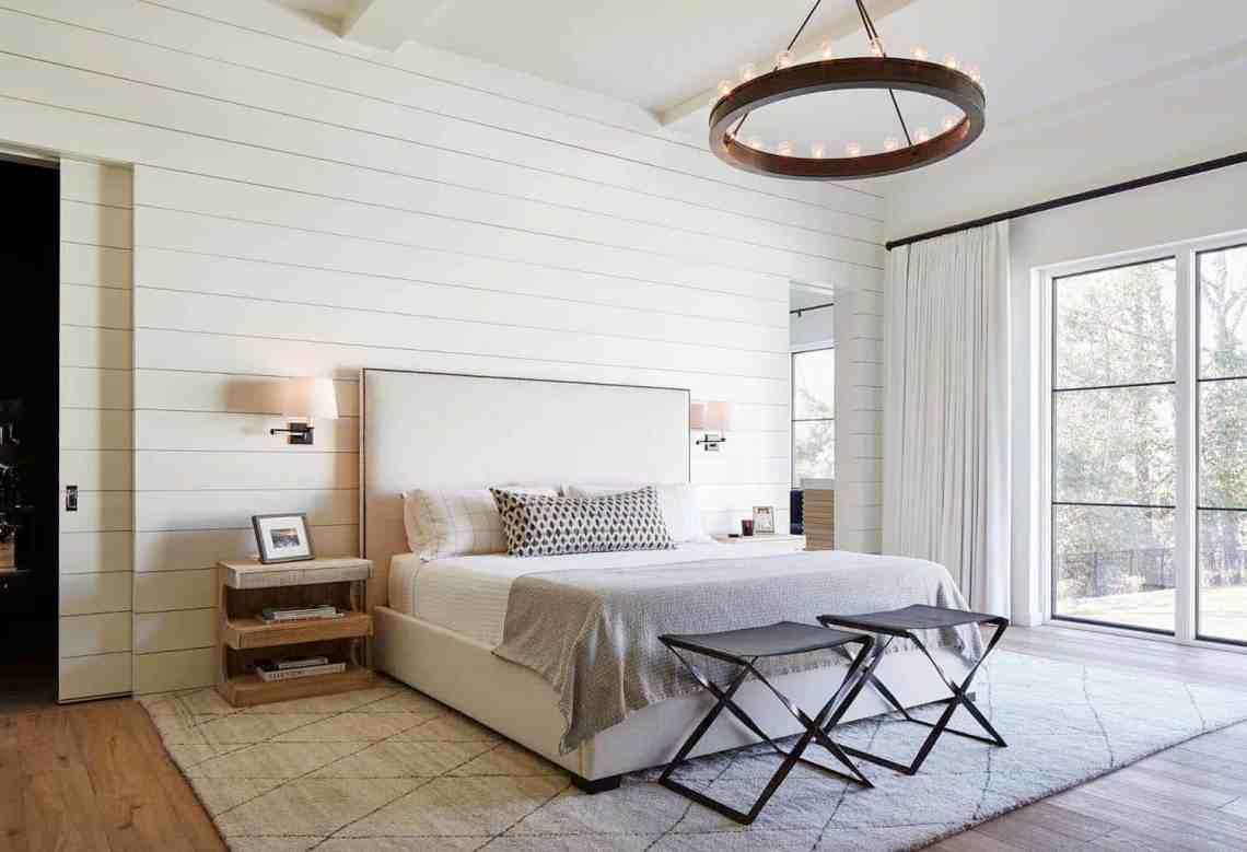 25 Absolutely breathtaking farmhouse style bedroom ideas ...