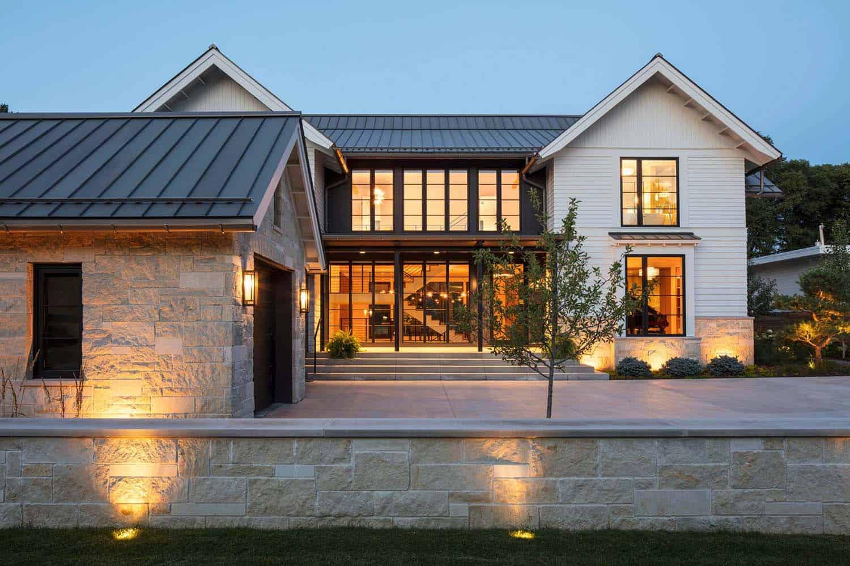fabulous modern farmhouse with
