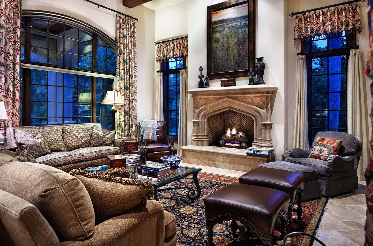 Dream House Tour English Manor House With Opulent Details