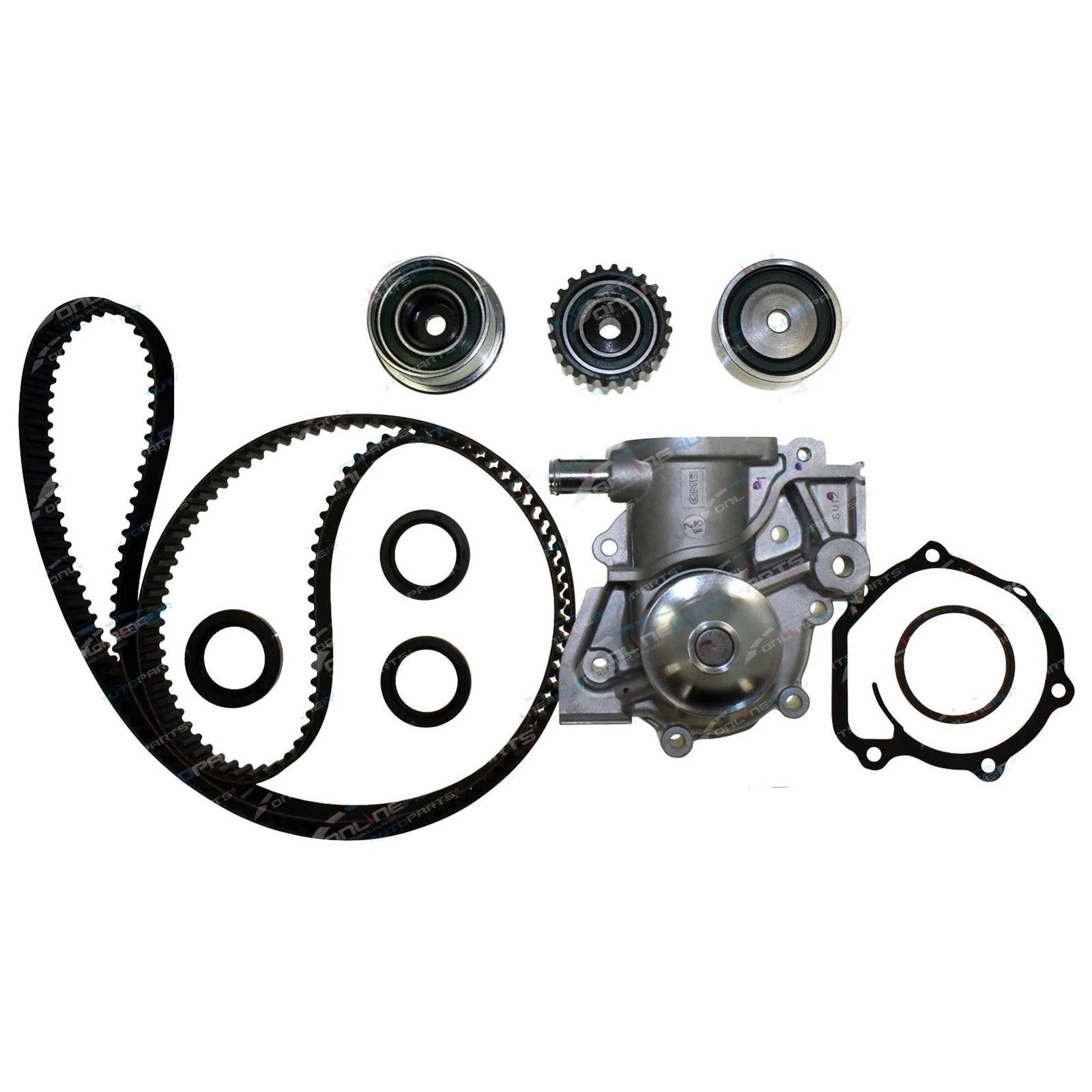 Timing Belt Water Pump Kit Subaru Forester Sg Sh 08