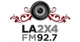 La 2×4 FM