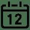 Download Calendar Number Svg Png Icon Free Download (#270620 ...