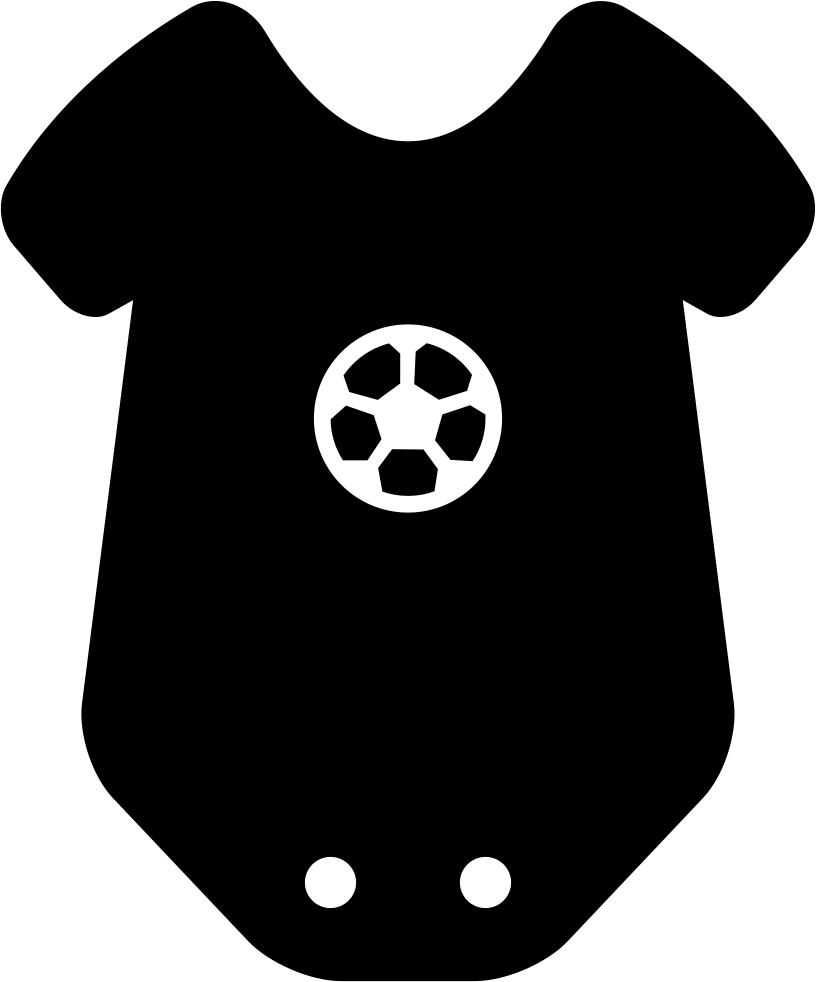 Download Baby Onesie Clothing With Star Design Svg Png Icon Free ...