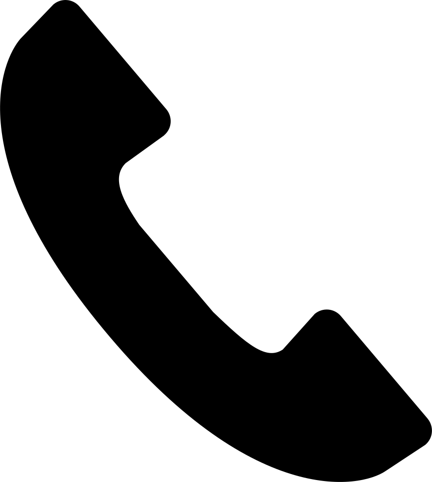 Phone Handset Svg Png Icon Free Download 21230