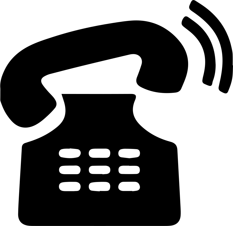 Telephone Svg Png Icon Free Download (#217395 ... (981 x 950 Pixel)