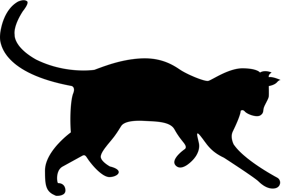 Download Cat Svg Png Icon Free Download (#238584) - OnlineWebFonts.COM