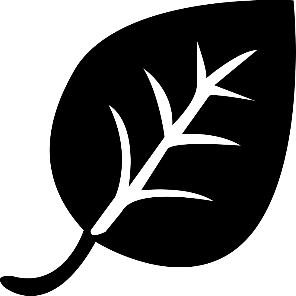 Download Leaf Svg Png Icon Free Download (#426839) - OnlineWebFonts.COM