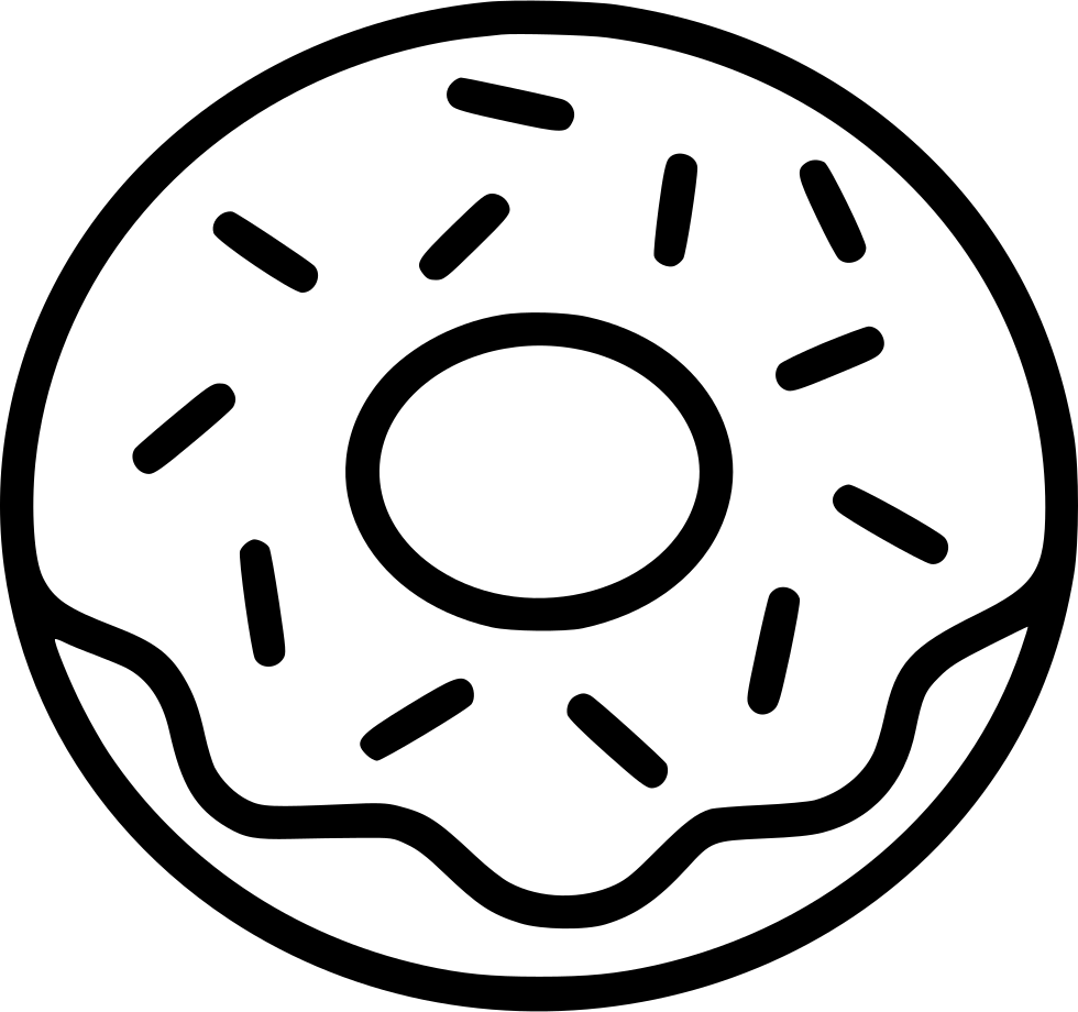 Donut Svg Png Icon Free Download 480297