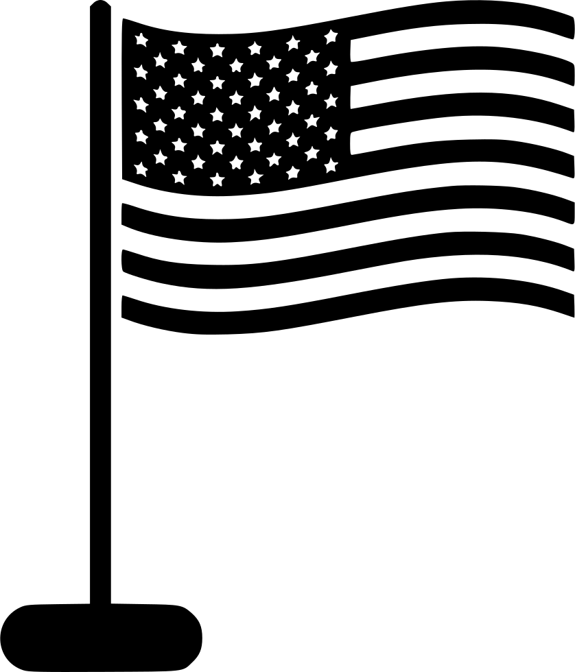 Download Usa Flag Svg Png Icon Free Download (#550870 ...