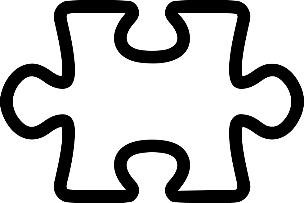 Puzzle Piece Svg Png Icon Free Download 562824