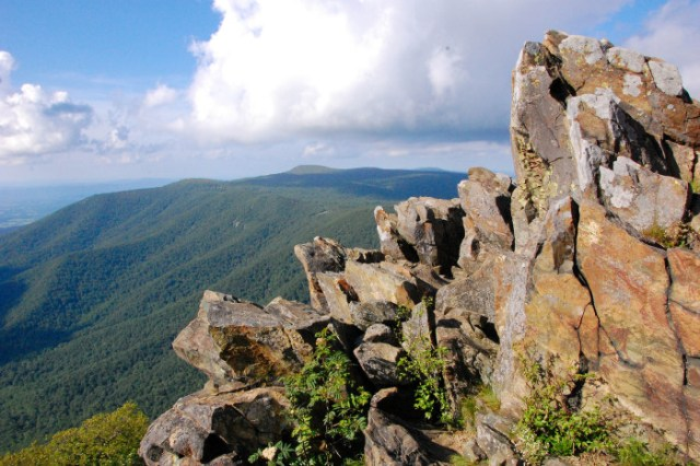 5. Hawksbill Mountain, Madison/Page County, Virginia
