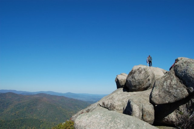 3. Old Rag Mountain, Madison County, Virginia