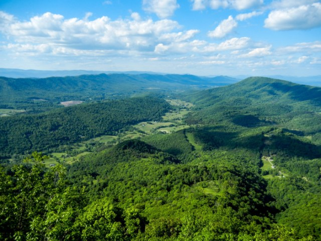 16. Tinker Cliffs, Botetourt County, Virginia