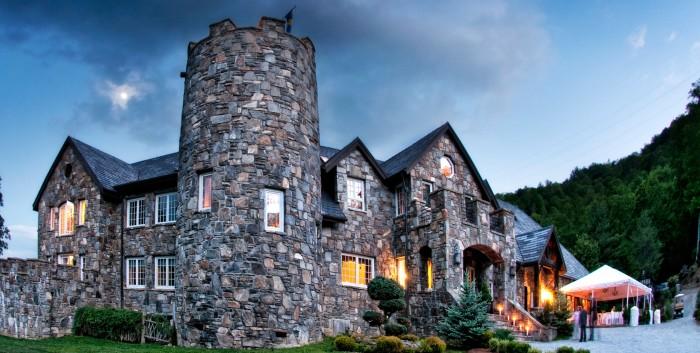 Eight Castles Hiding In North Carolina