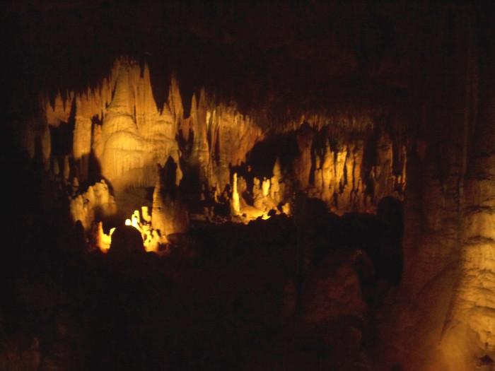 18. Florida Caverns State Park, Marianna, FL