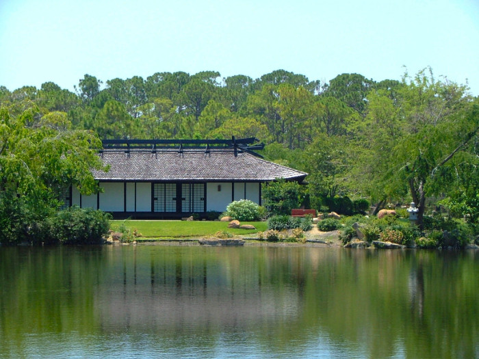 17. Morikami Museum and Japanese Gardens, Delray Beach, FL