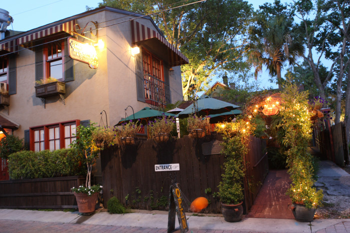 16. The Goblin Market Restaurant in Mount Dora, FL