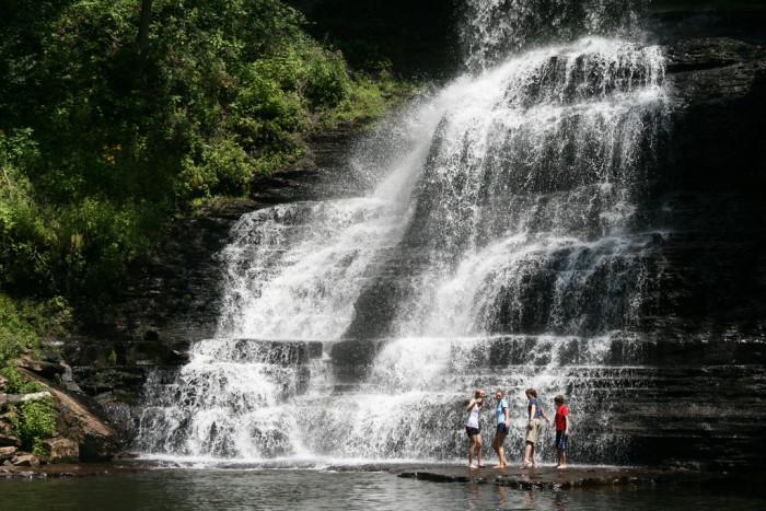 17 Epic Swimming Holes In Virginia