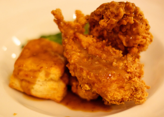 6) Indulged in fried - or hot - chicken!