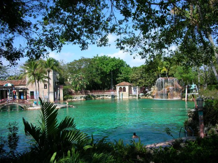 7. Venetian Pool