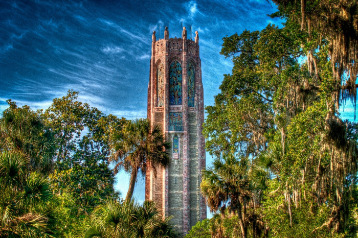 5. Bok Tower Gardens