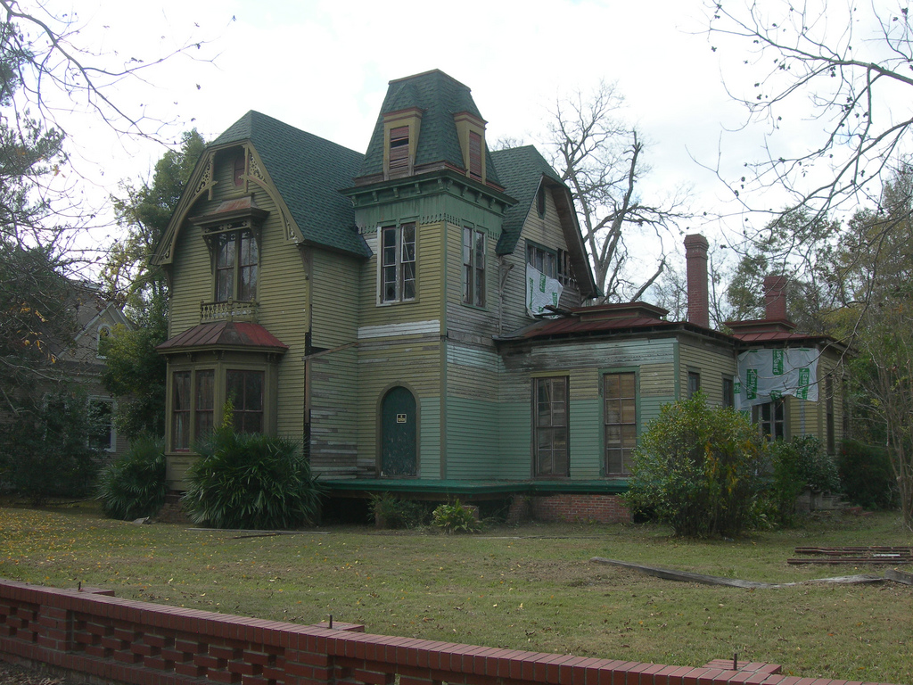 Haunted Houses Alabama
