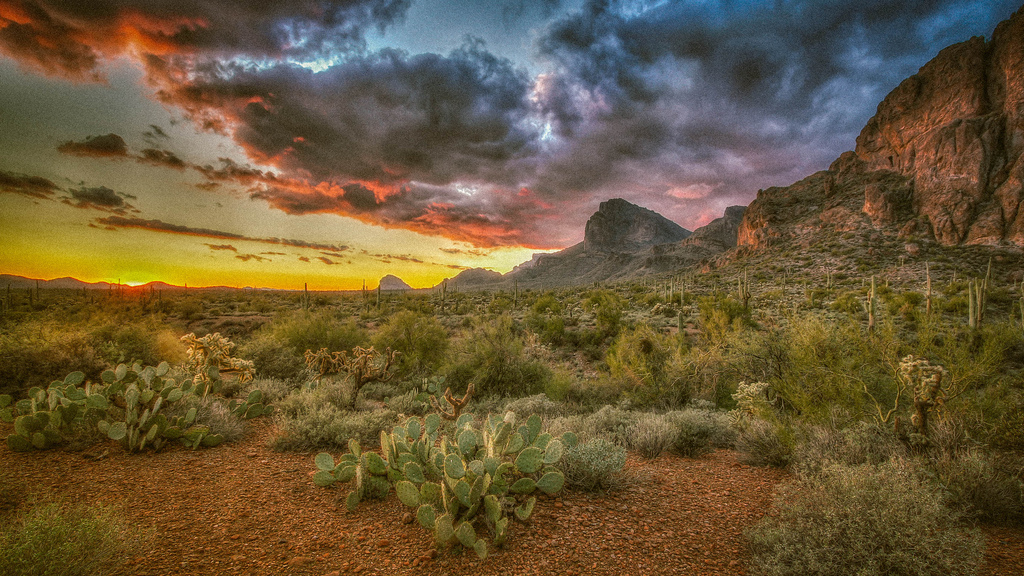 These 12 Towns In Arizona Have The Most Breathtaking