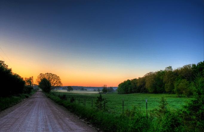 Missouri Drive Scenic