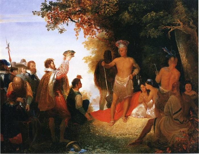 Jamestown Domain Public