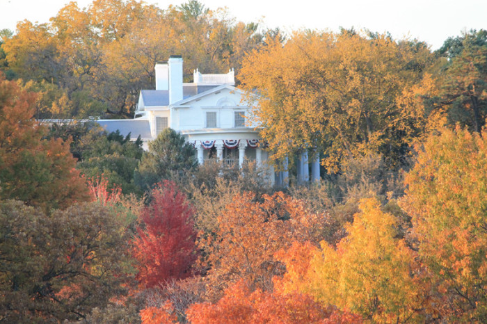8 Pictures Of Beautiful Fall Foliage At Nebraska State Parks