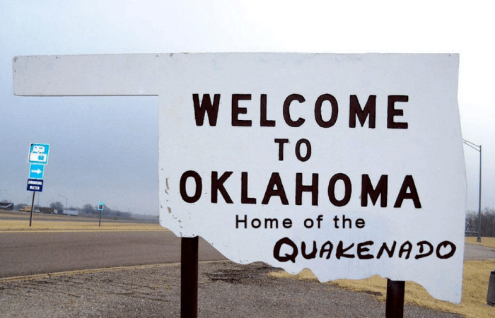 Earthquakes Oklahoma