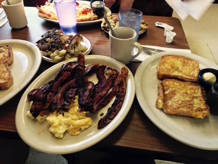 Best Breakfast Spots In Oklahoma