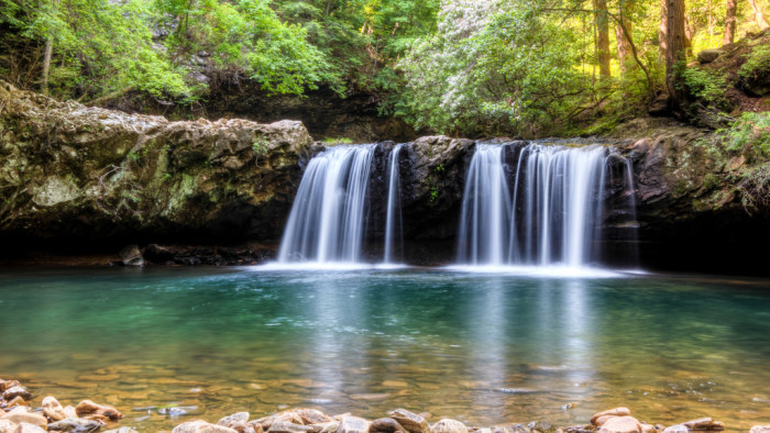 These 10 Hidden Waterfalls In Tennessee Will Take Your