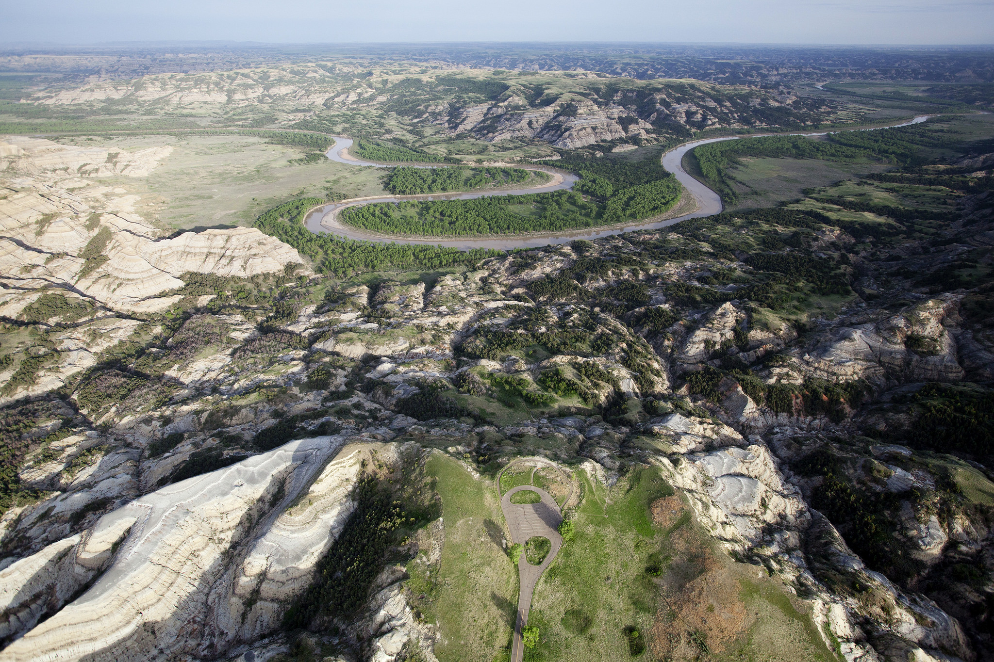 11 Mesmerizing Aerial Views Of North Dakota