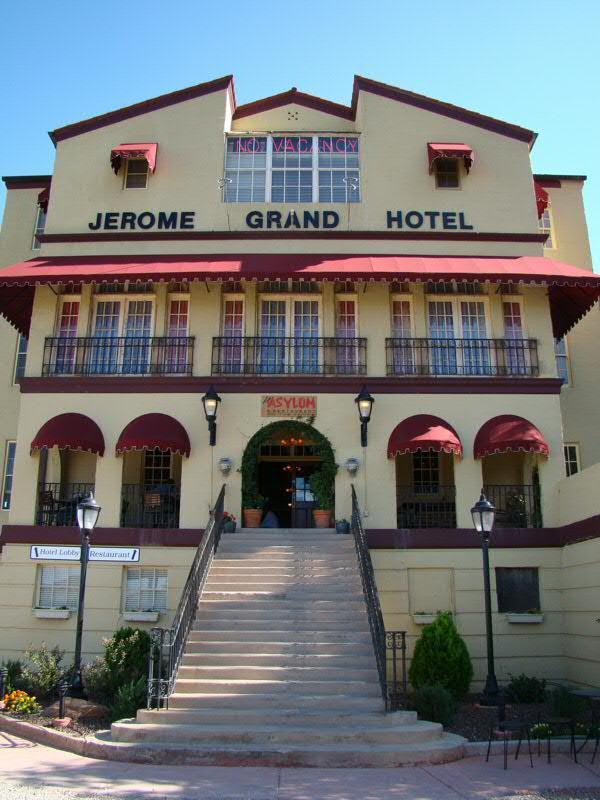 3. Arizona: Jerome Grand Hotel, Jerome