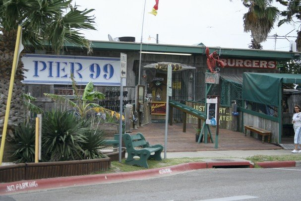 Pier 39 Seafood Restaurants