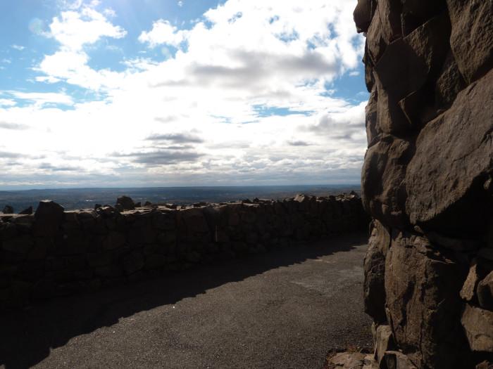 4. Castle Craig (Meriden)