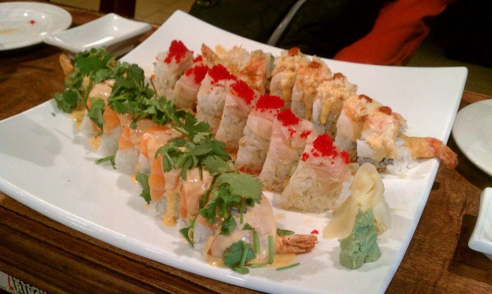 Sushi Restaurants Portland Oregon