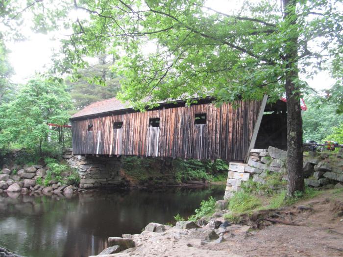 Beautiful Covered Bridges