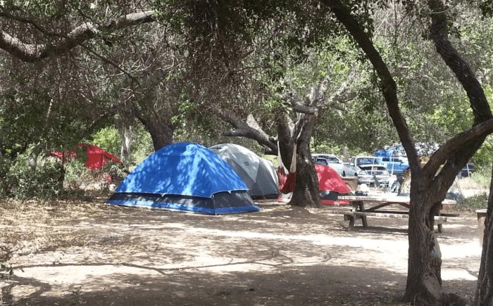 2. Leo Carillo State Park and Beach in Malibu