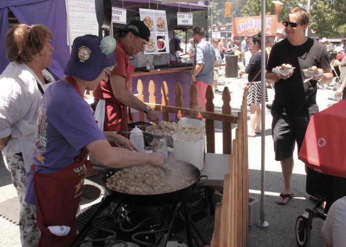 4. Mushroom Mardi Gras Festival, Morgan Hill