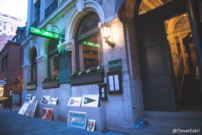 1. Union League Café (New Haven)
