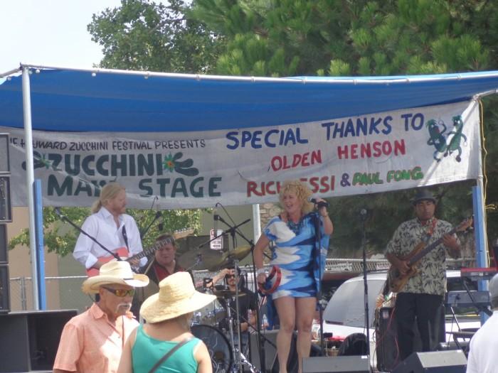 2. Hayward Zucchini Festival