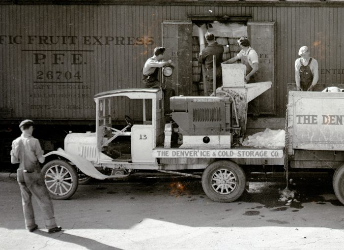 16. The Denver Ice and Cold Storage Company, 1936